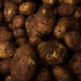 Plastic free potatoes